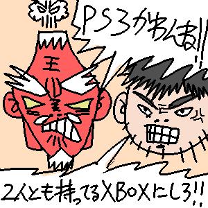 焼肉王さんとの戦い。どのハードで遊ぶべきか編。